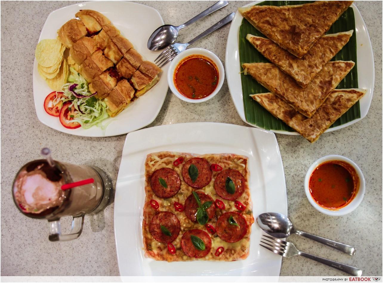 Prata Alley - Food