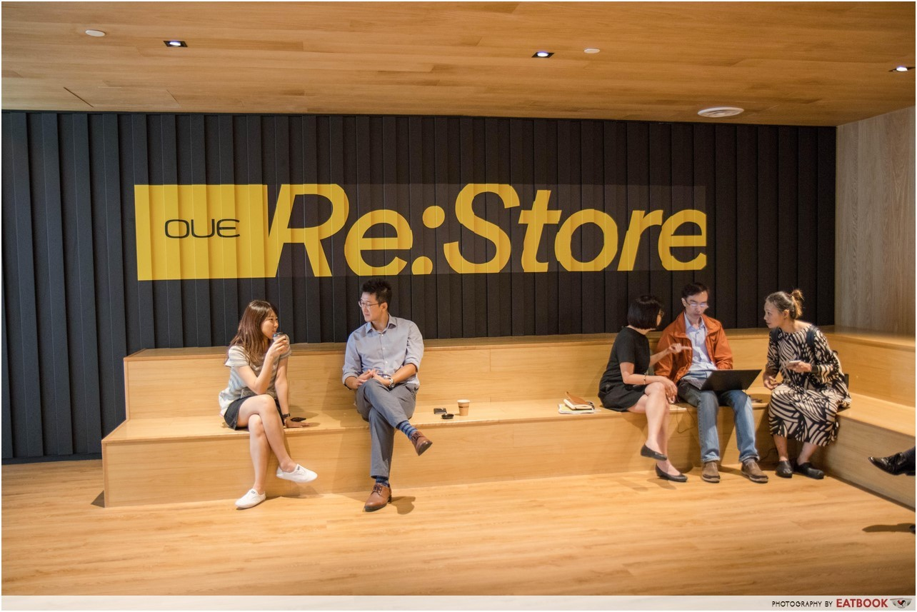 oue re:store - name