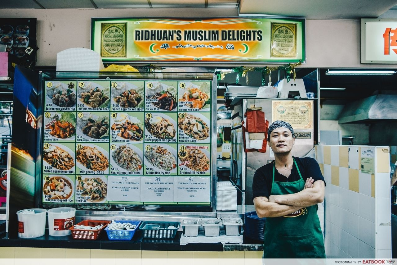halal zi char- ridhuan's delights