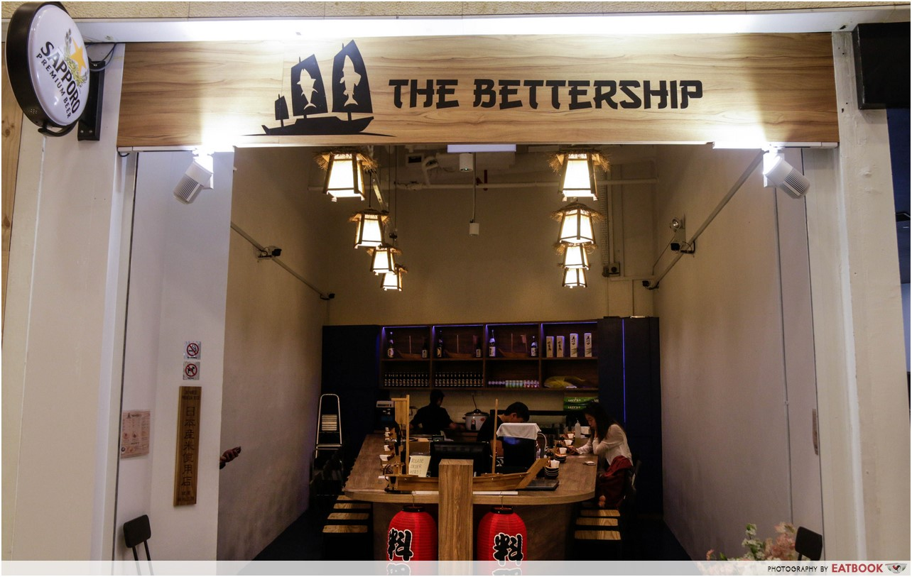 The bettership- ambience