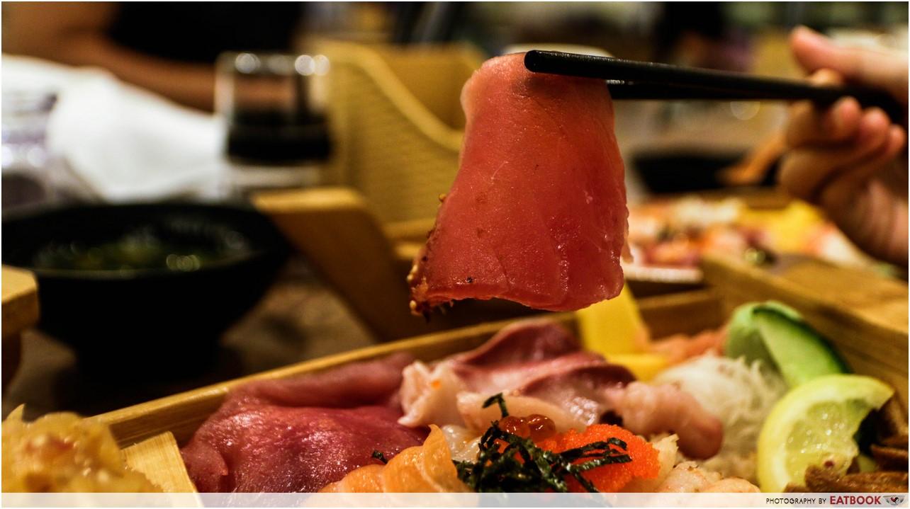 The bettership- tuna