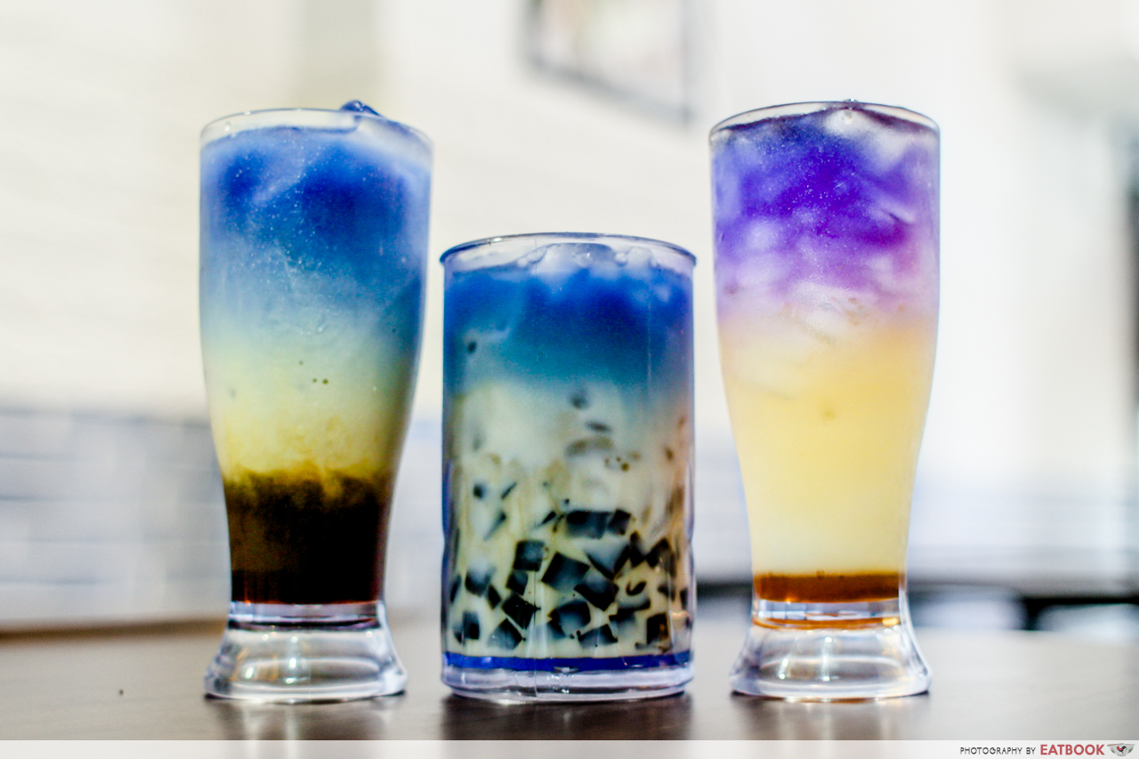 New-generation hawkers - jia xiang drinks