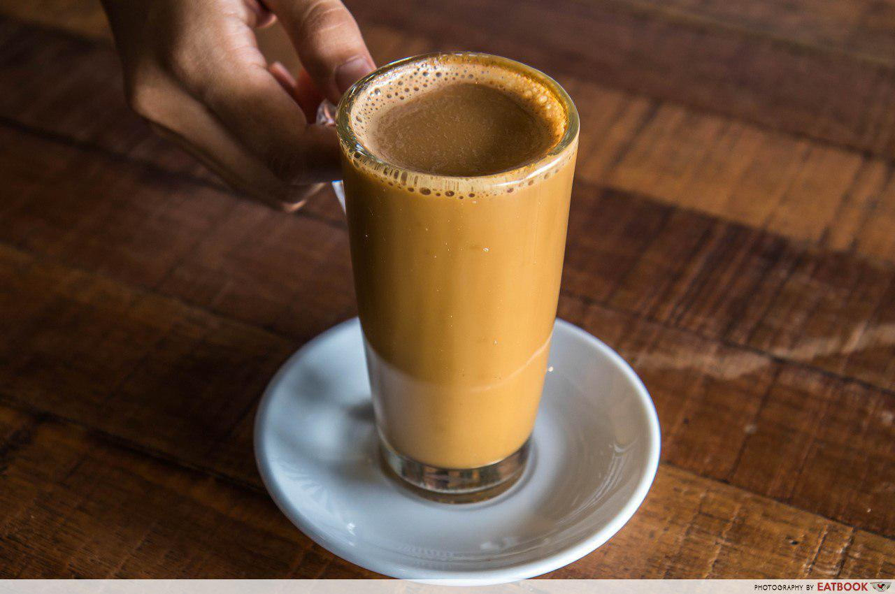 Upeh Cafe - Candy Teh Tarik