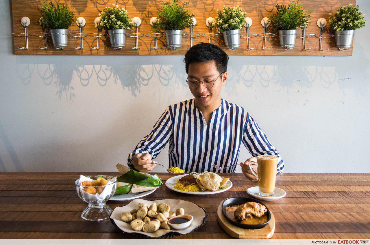 Upeh Cafe - Verdict