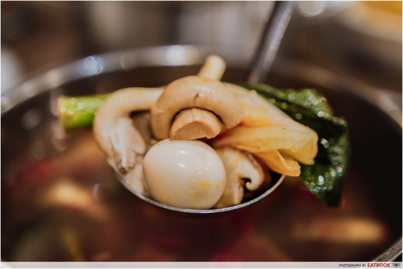 Yi Ke Guan - mushrooms