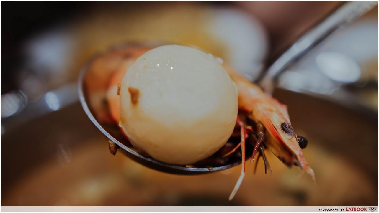 Yi Ke Guan - seafood 1