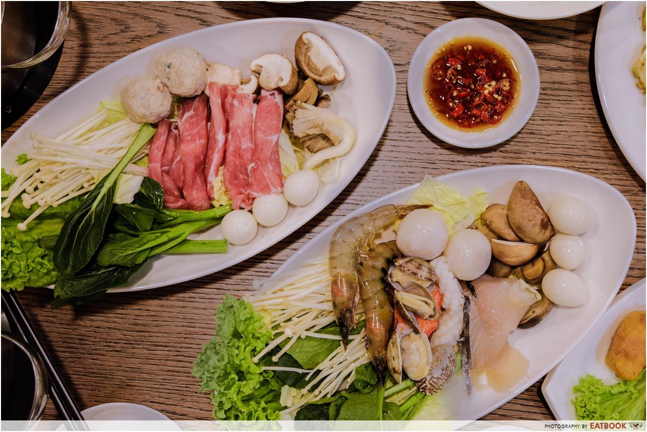Yi Ke Guan - sets