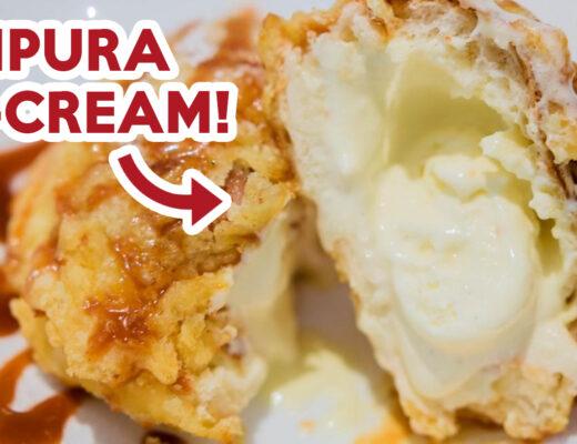 Yummo Chow - Tempura Ice-cream cover image