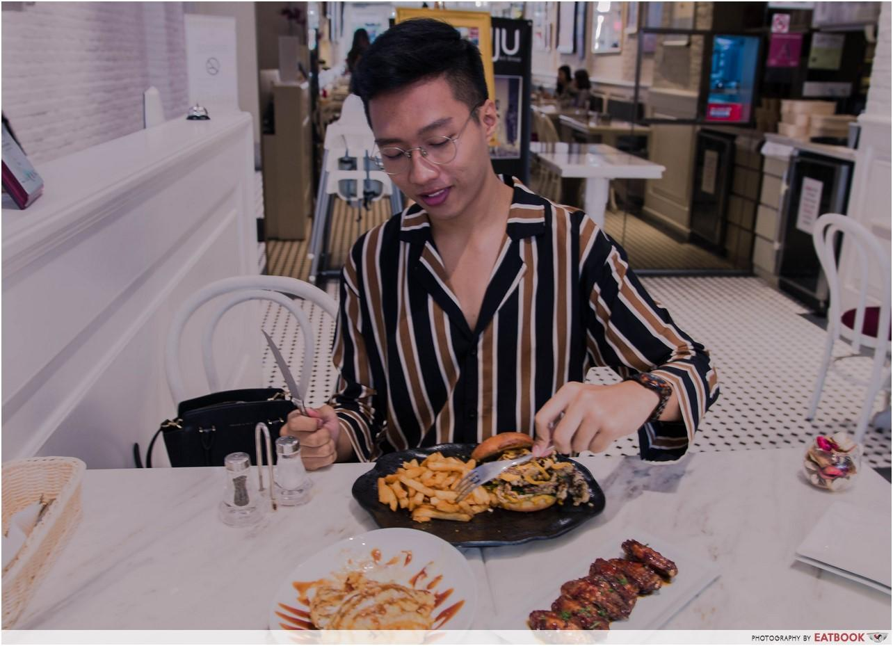 Yummo Chow - Verdict