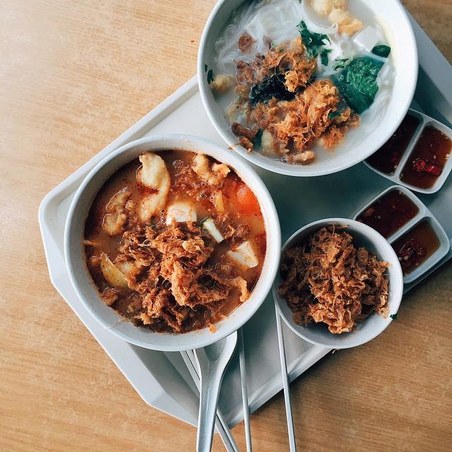 cheap smu food - hot spot