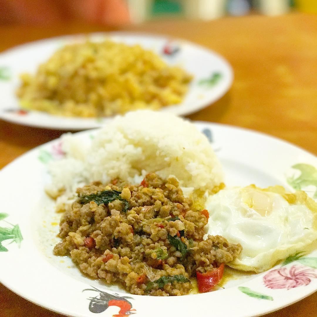 cheap smu food - thai gold food