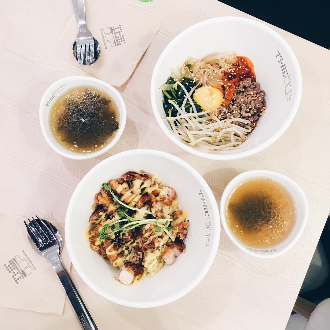 cheap smu food - the cup