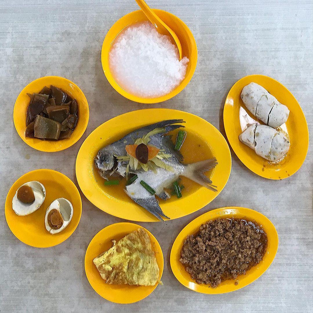 teochew porridge ye lai xiang
