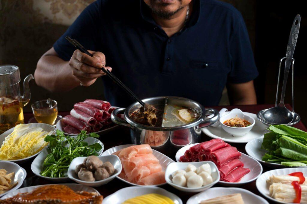 ma la steamboat buffet Ma La Hui Cui Guan