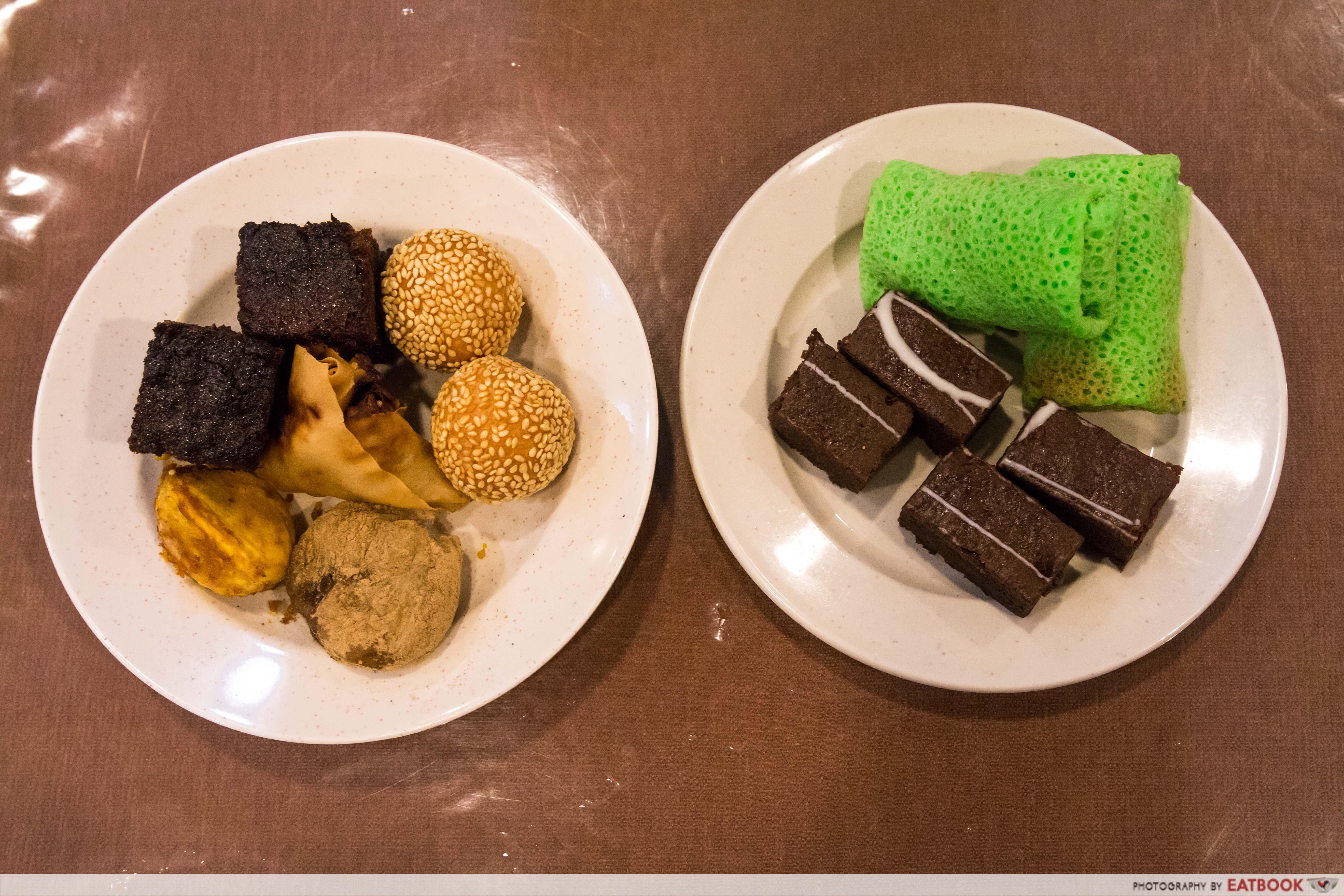 Aroma Kampung - Desserts and Kuihs