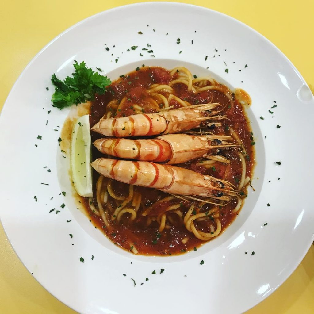 Bencoolen MRT Food The Mind Cafe