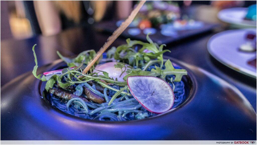 Blue Willow - Eywa Natural Blue Carbonara