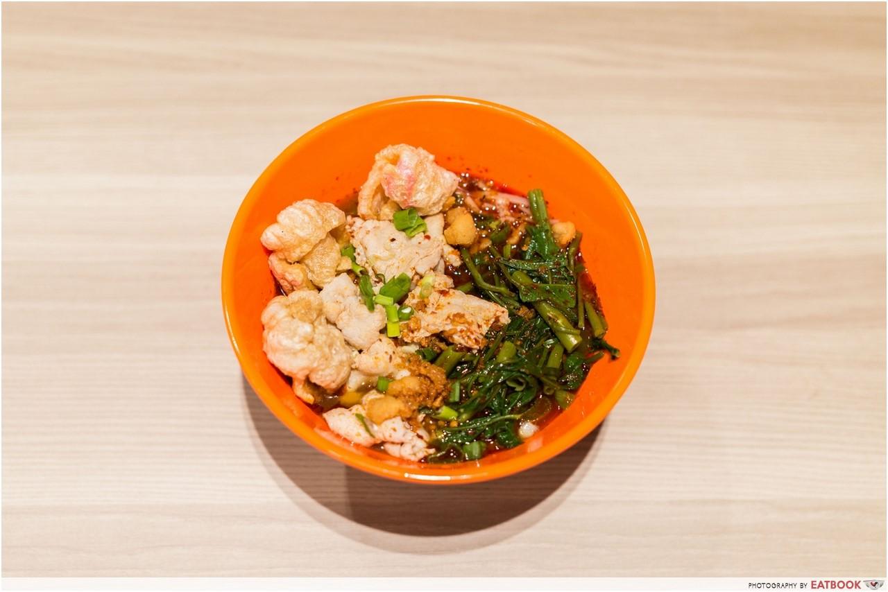 Changi T4- bowl thai food