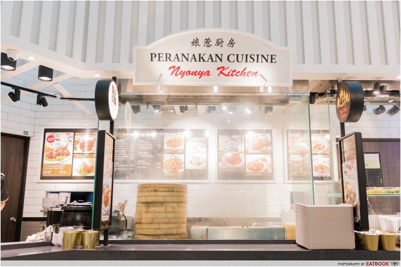 Changi T4- nyonya kitchen