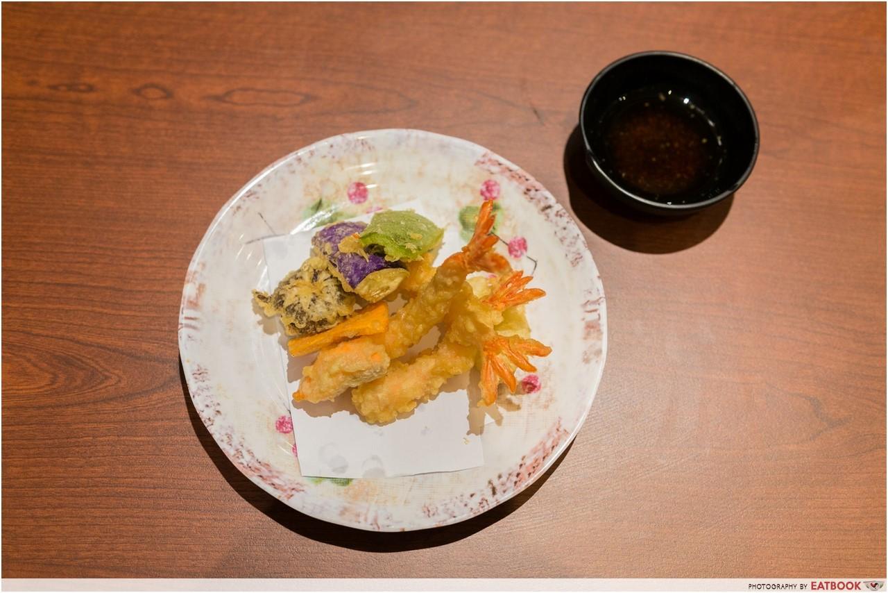Changi T4- sushi goshin food 2