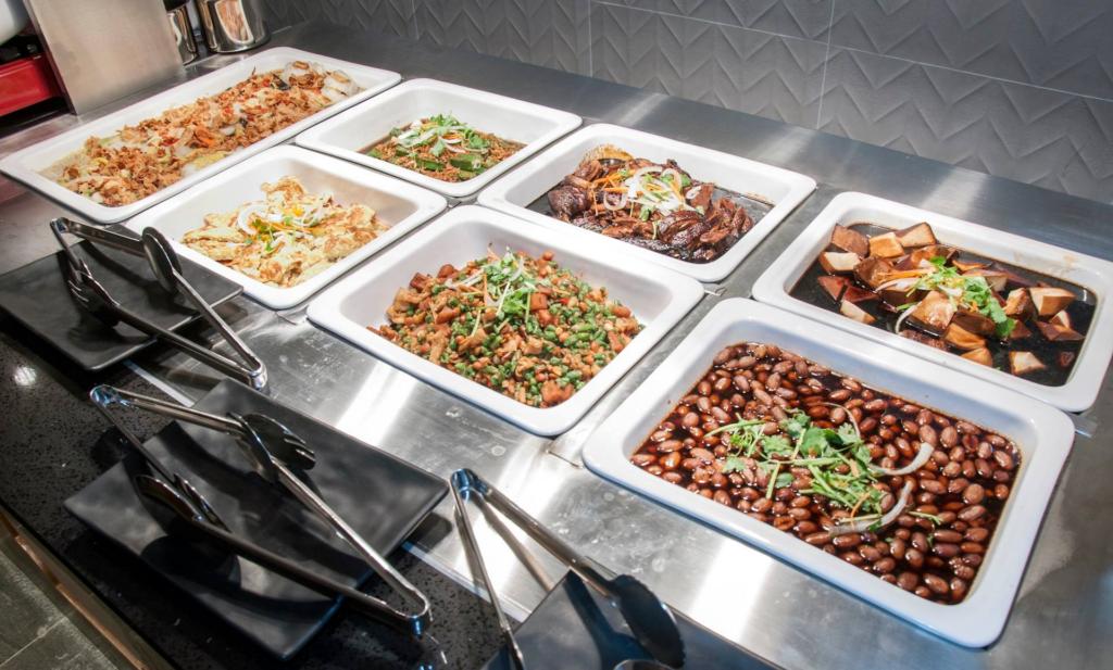 Cheap student buffets manle