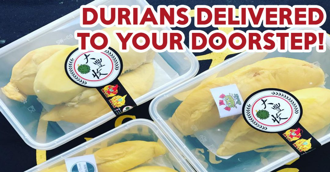 Durian delivery- feature image