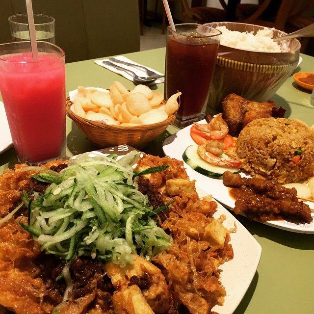Food at Expo - Pondok Kartika
