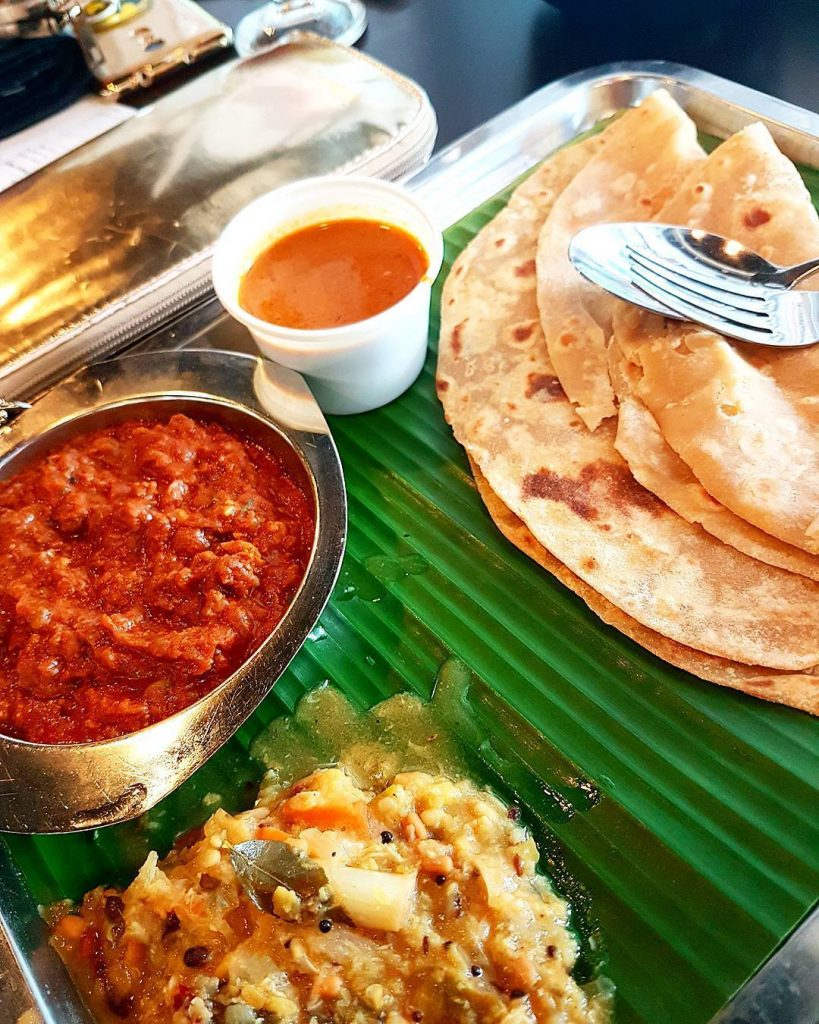 Food at Expo - Sakunthala's Restaurant