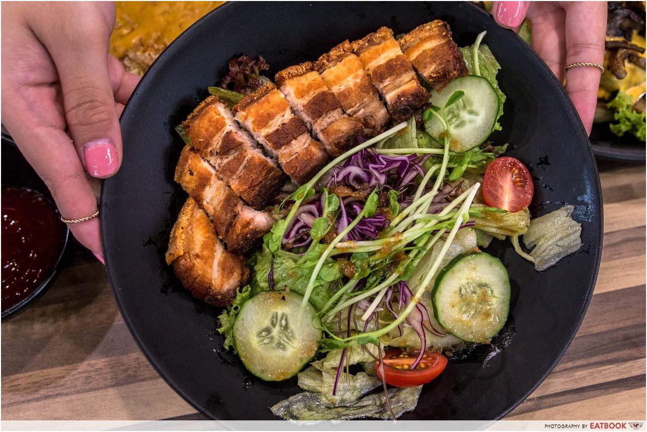 Foodsmith - Pork Belly Salad