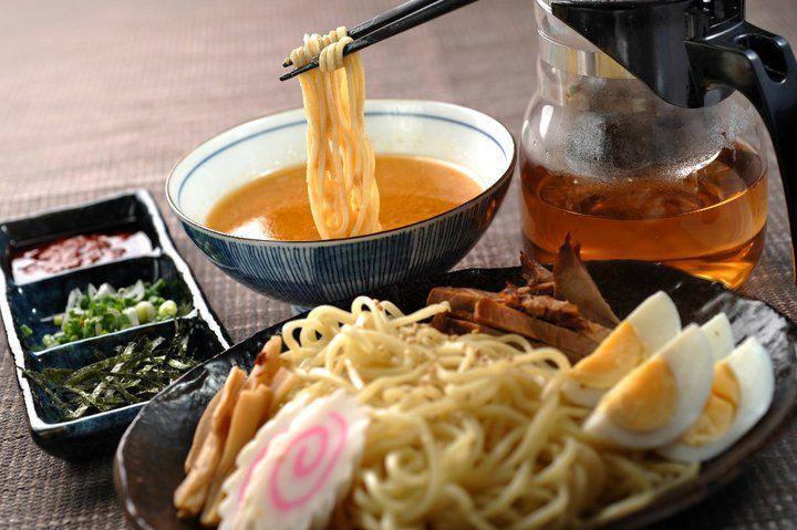 Fort Canning food - Daikokuya