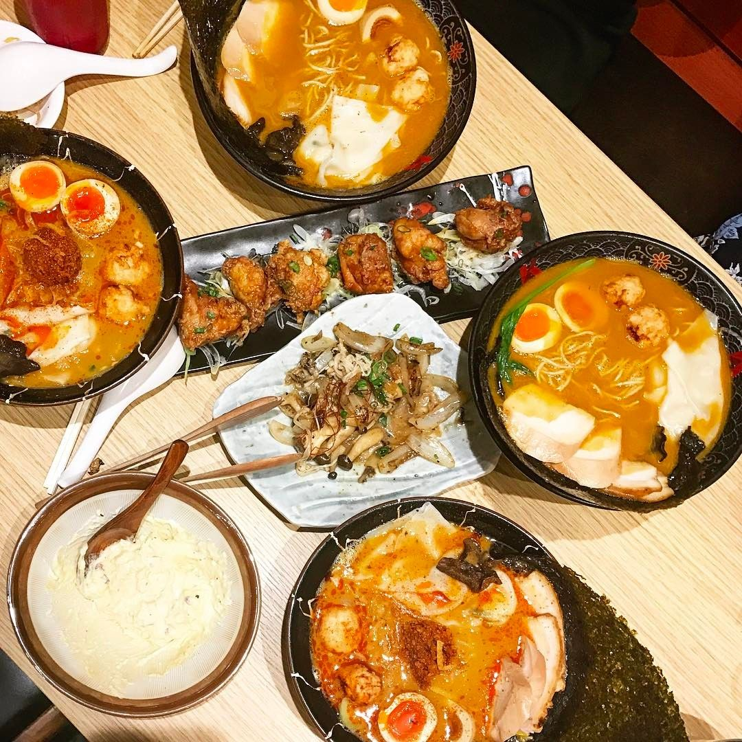 Fort Canning food - Keisuke Lobster King
