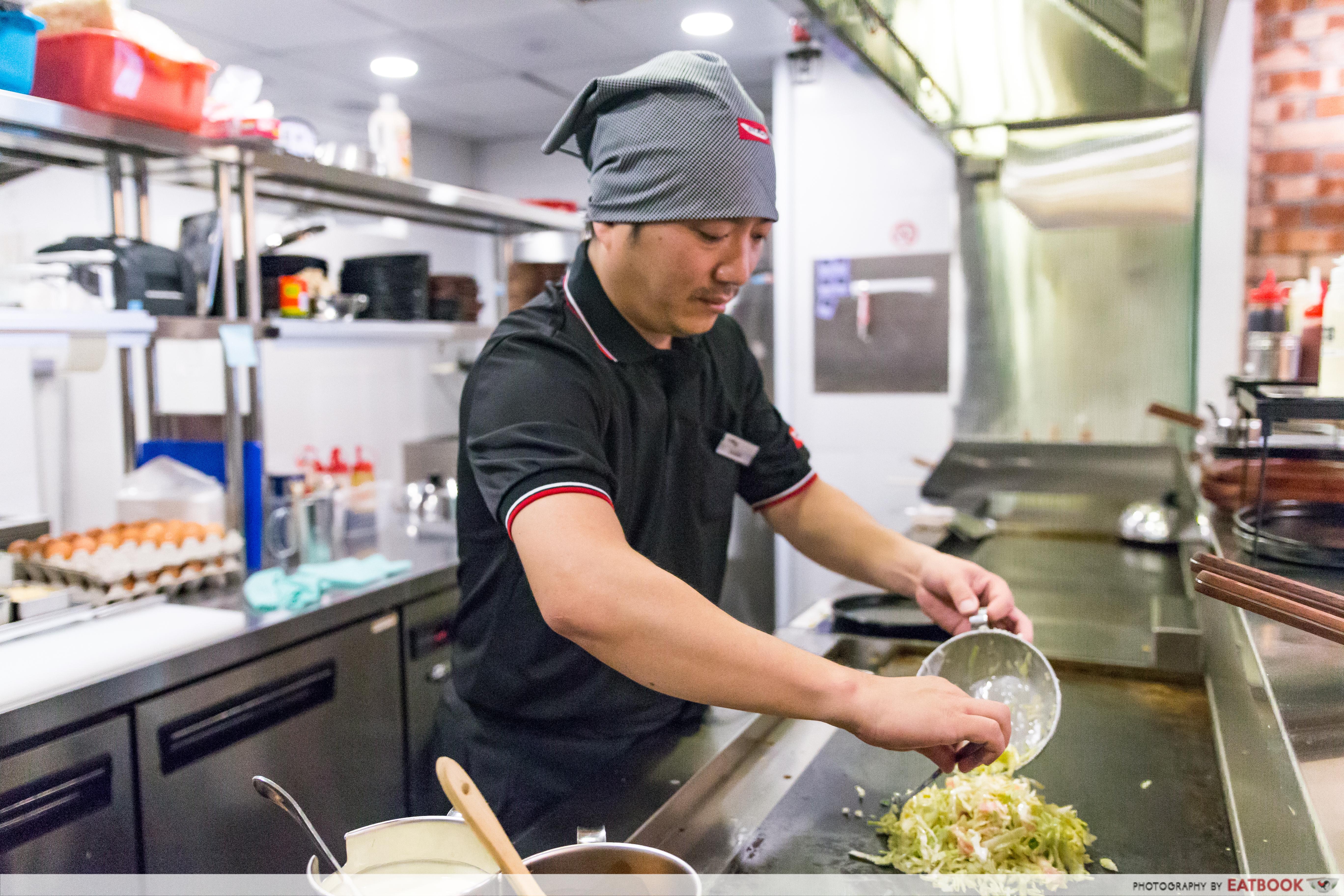 Fugetsu- chef