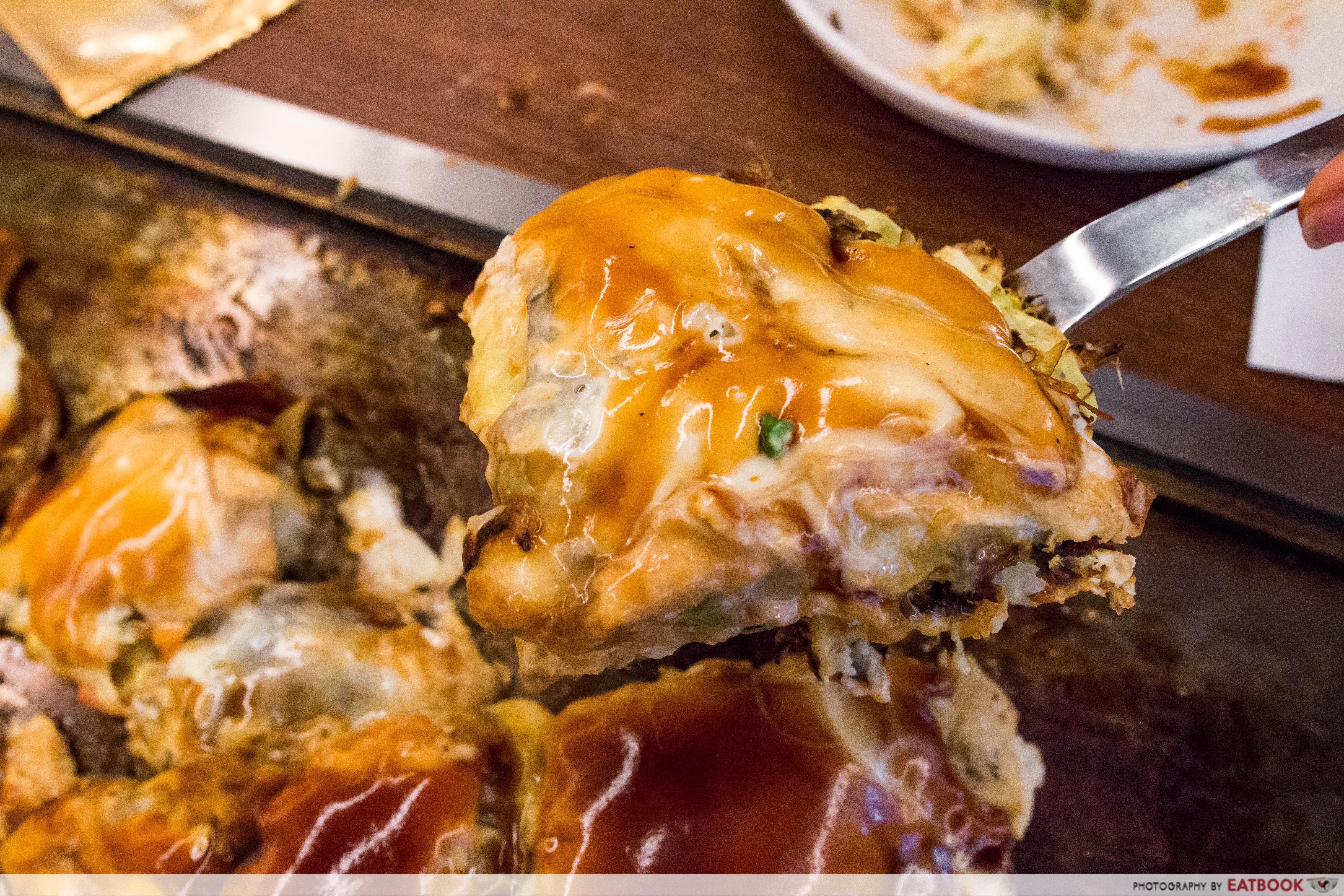 Fugetsu- okonomiyaki 3