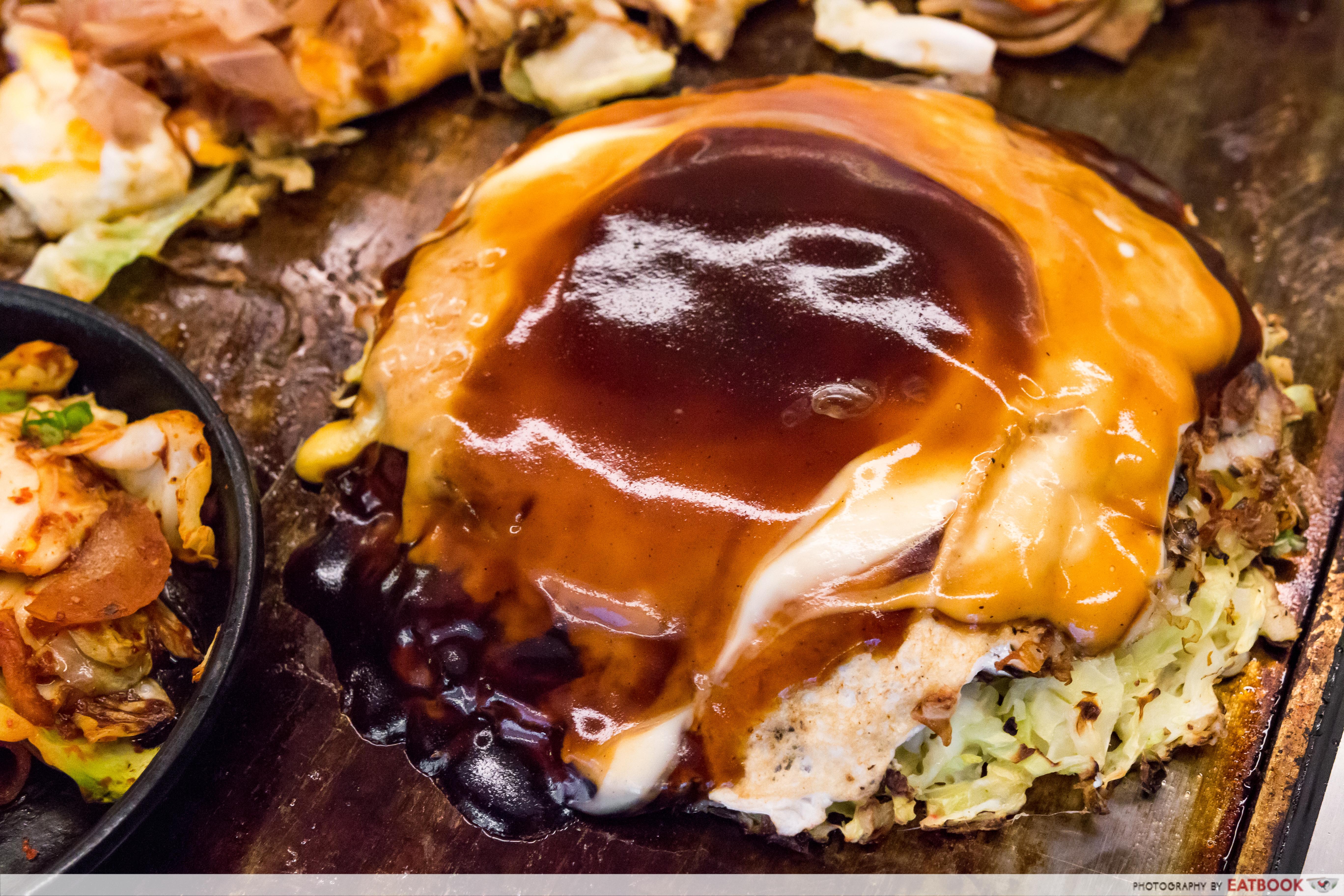 Fugetsu- okonomiyaki