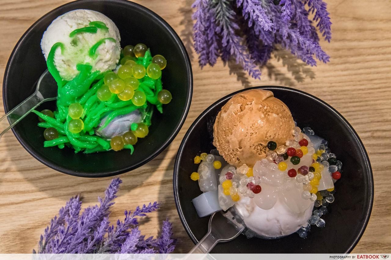 Happy Ice Dessert Cafe - ice cream