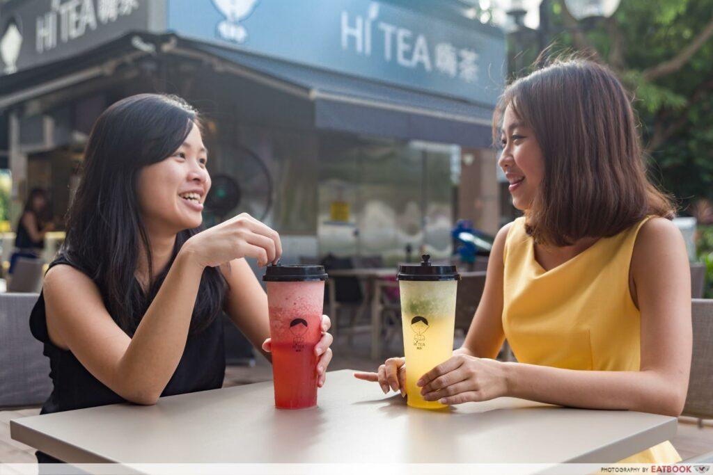 Hi Tea Far East Plaza