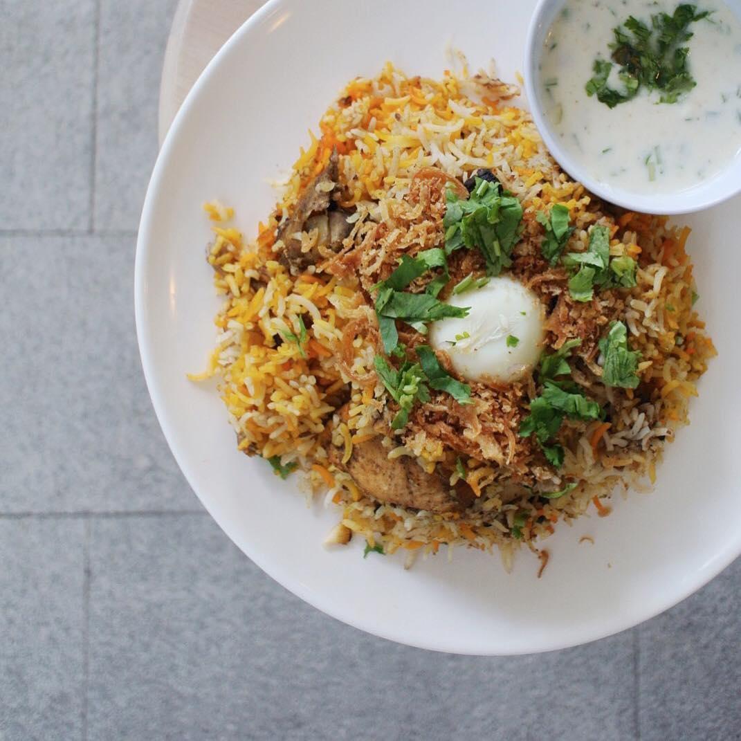 Jalan Besar food - Bismillah Biryani