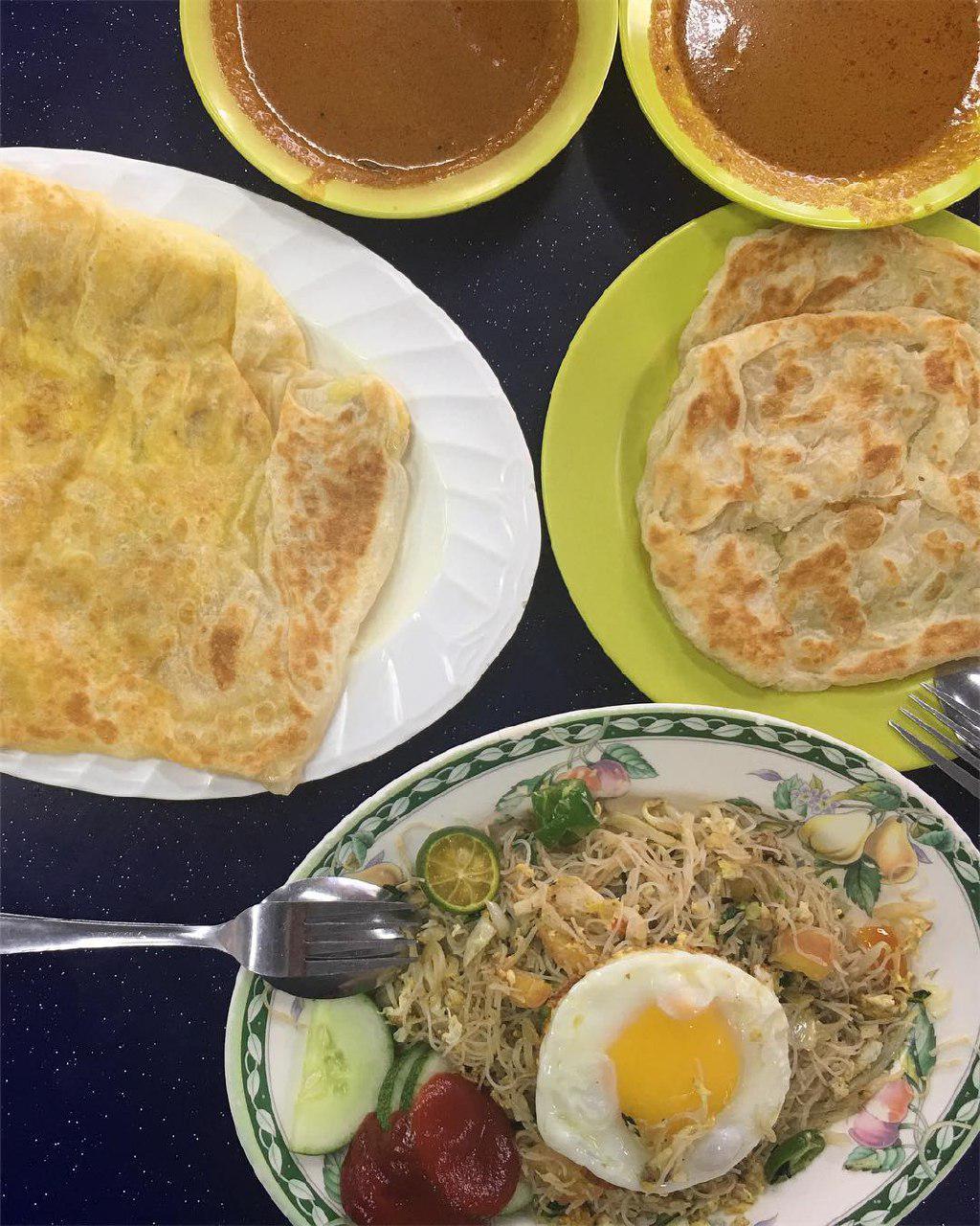 Jalan Kayu food - Thasevi
