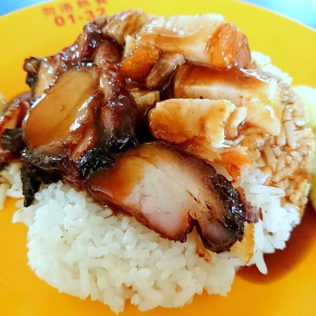 Kovan market - bedok cooked food