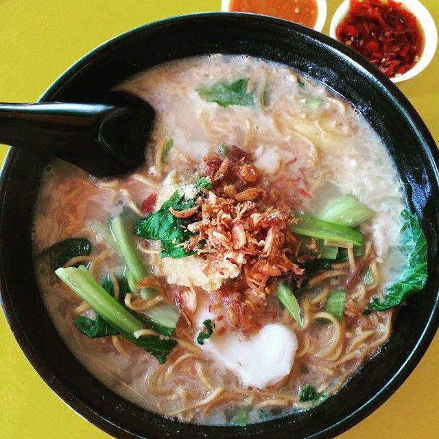 Macpherson food  - Tai Seng Fish Soup