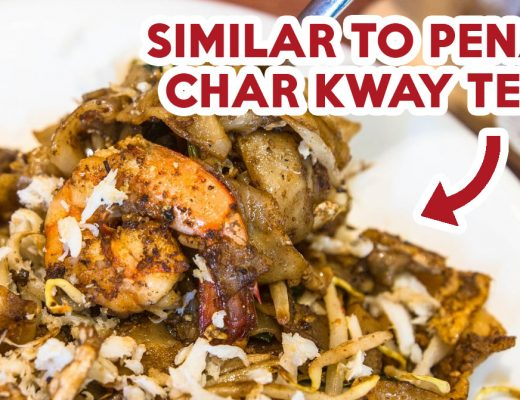 Malaysian dishes in Singapore Penang Bagus ft img