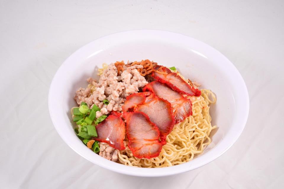 Malaysian-style dishes in Singapore Yun Xiang Sarawak Kolo Mee