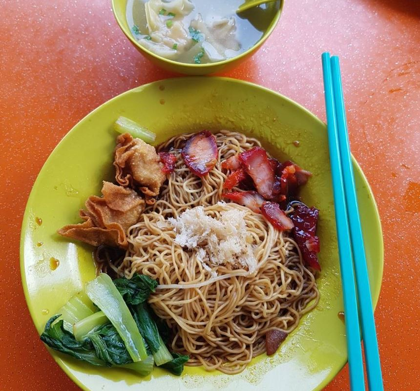 Matter food - wanton mee