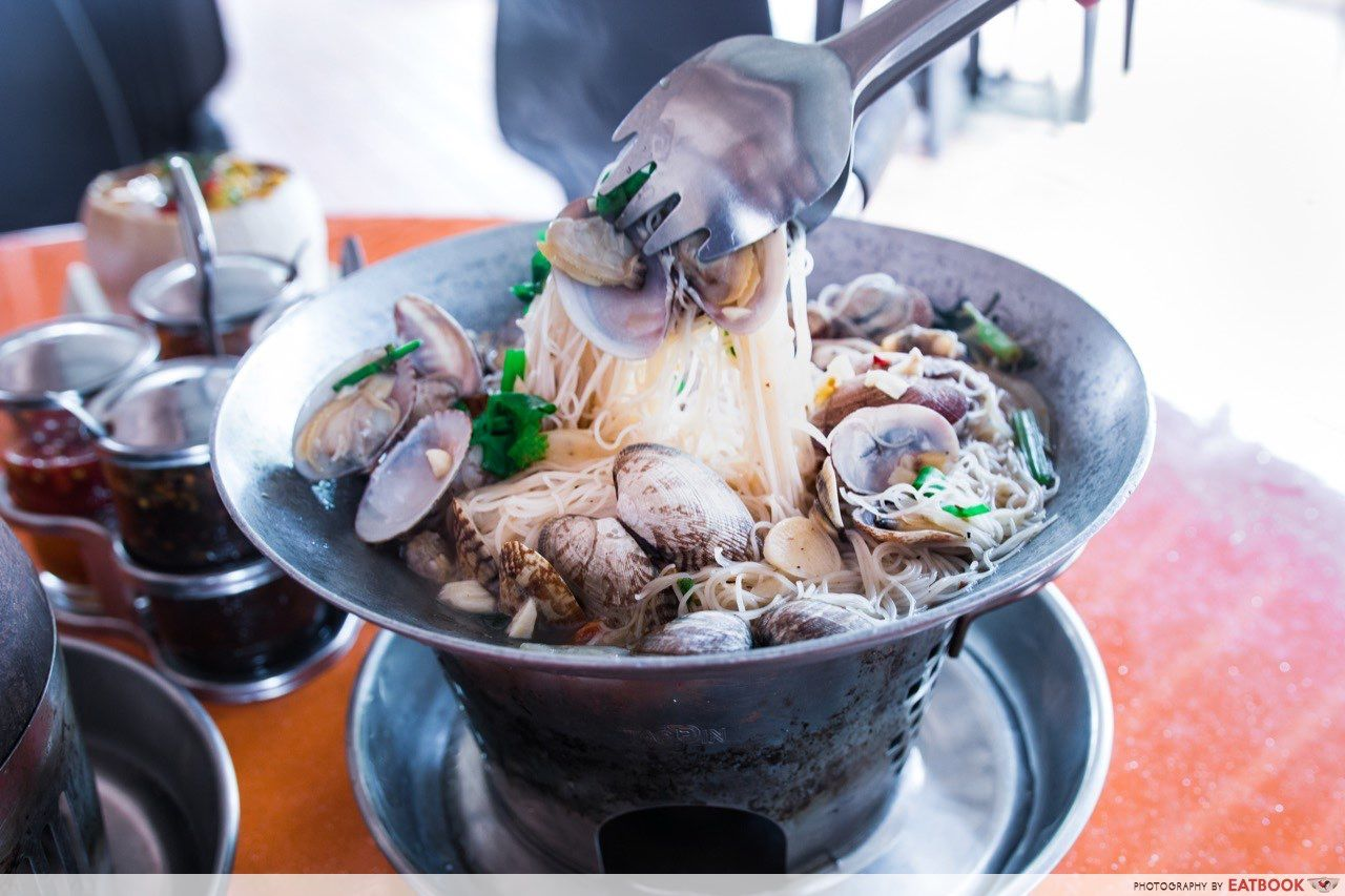 Mattar MRT Food Places - Spicy Thai