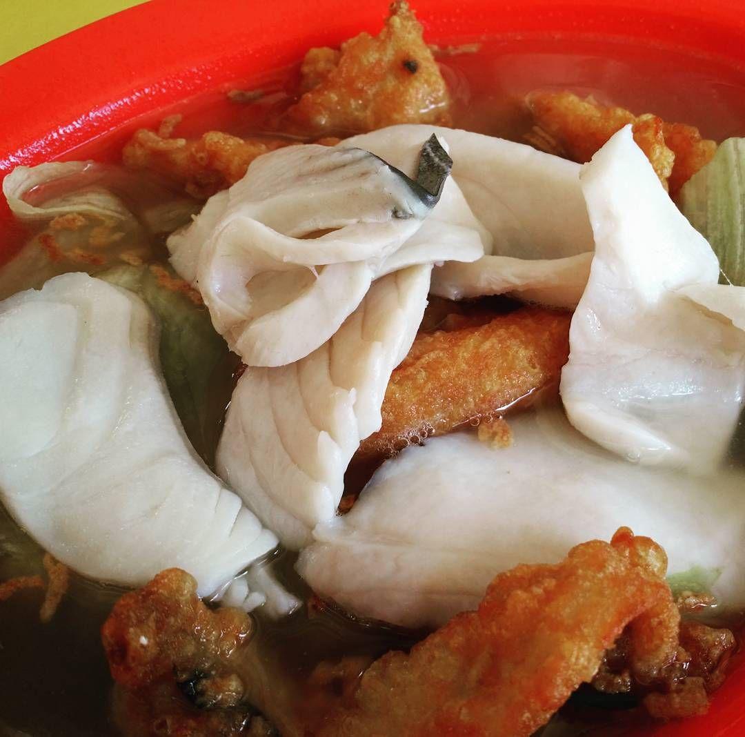 Mattar MRT Food Places - Yong Lai Fa Ji Shu Shi