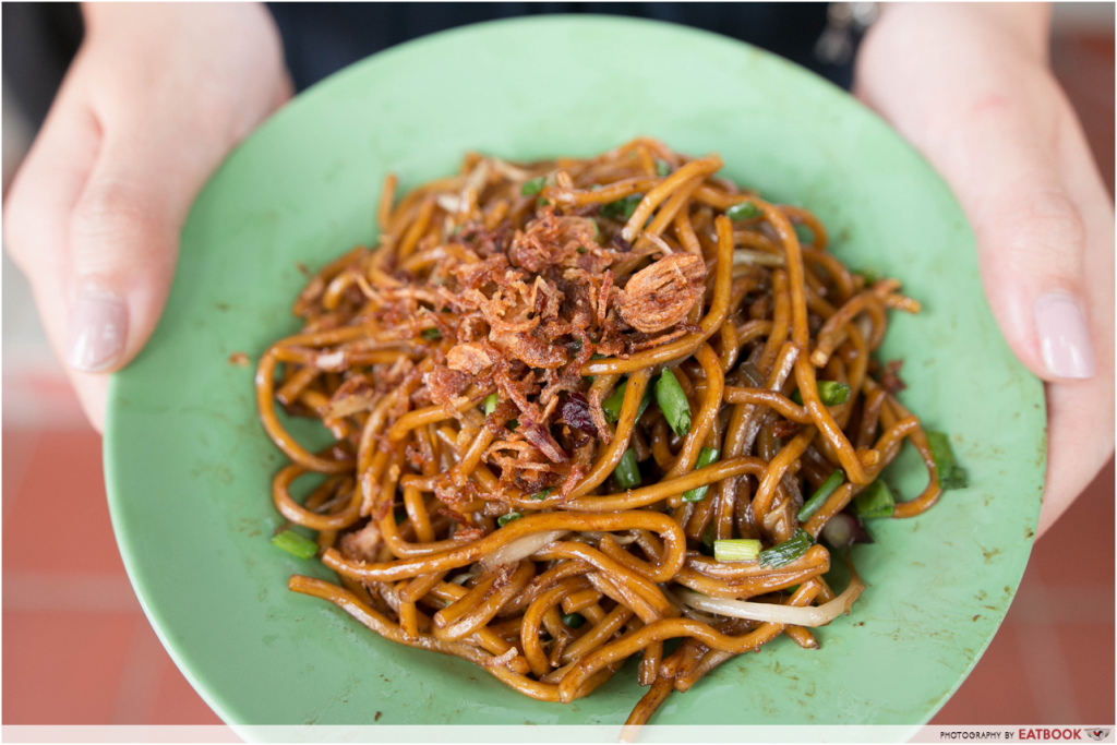 Maxwell Food Centre China-Street-Rickshaw-Noodles-Economy-Noodles