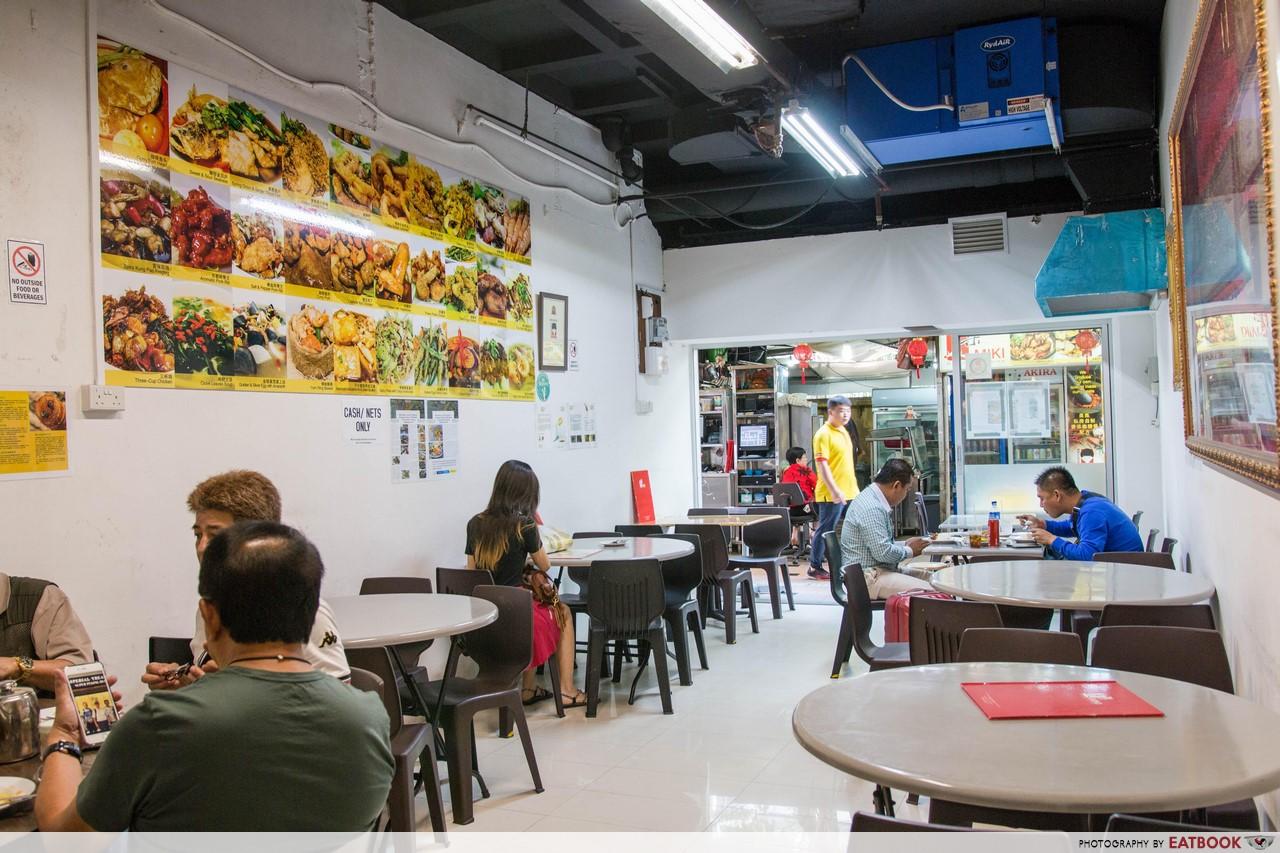 Miki Oriental Cuisine - ambience