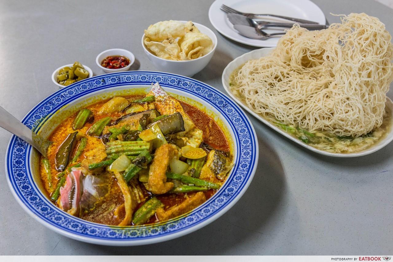 Miki Oriental Cuisine - flatlay