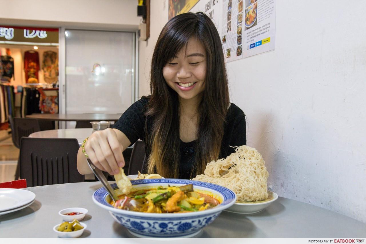 Miki Oriental Cuisine - me