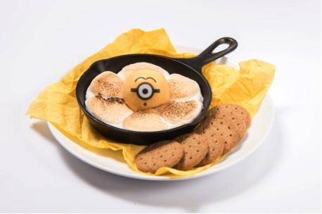 Minions Cafe - Dessert